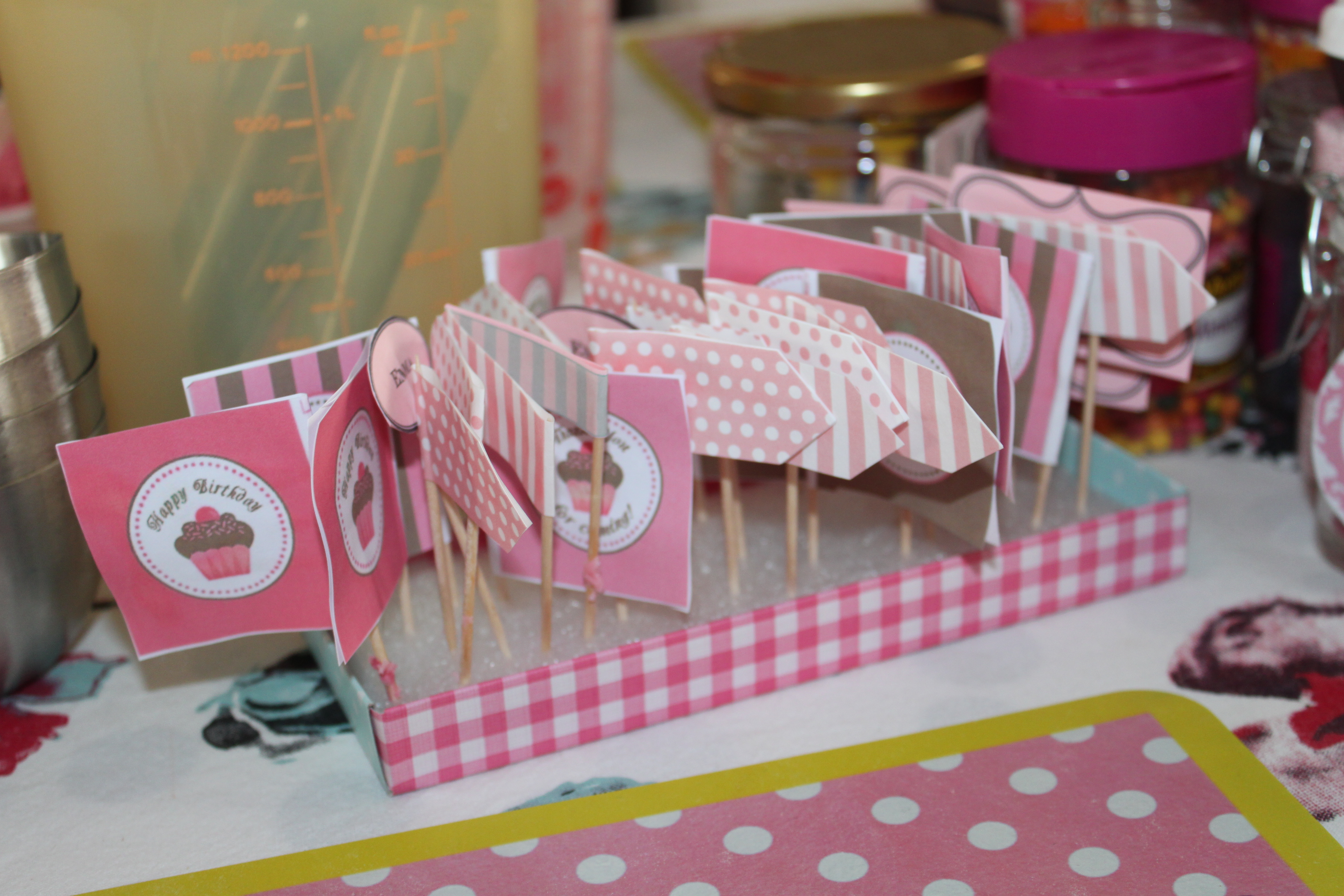 Decoration Anniversaire Girly Créer Une Sweet Table Très Girly La Fabricamania