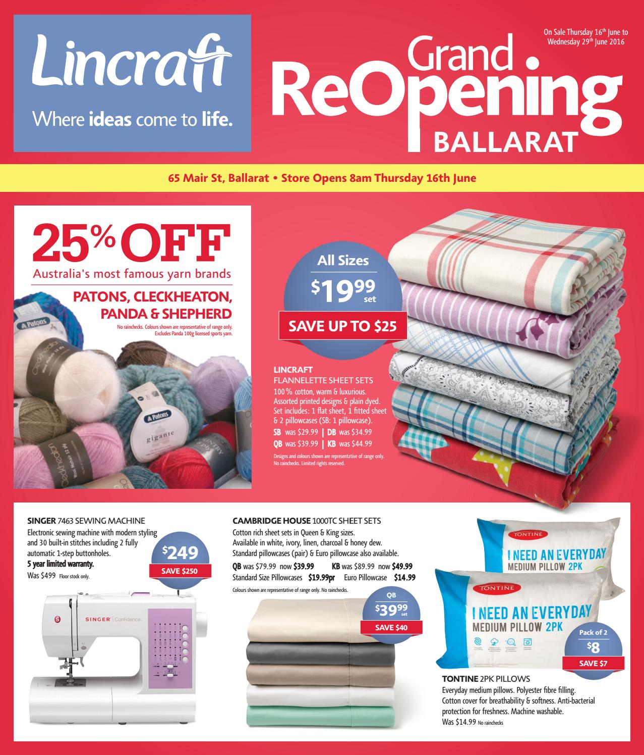 Lincraft Curtain Rods Lincraft Blockout Fabric