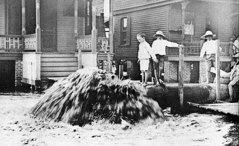 Galveston Hurricane Of 1900 The Handbook Of Texas Online