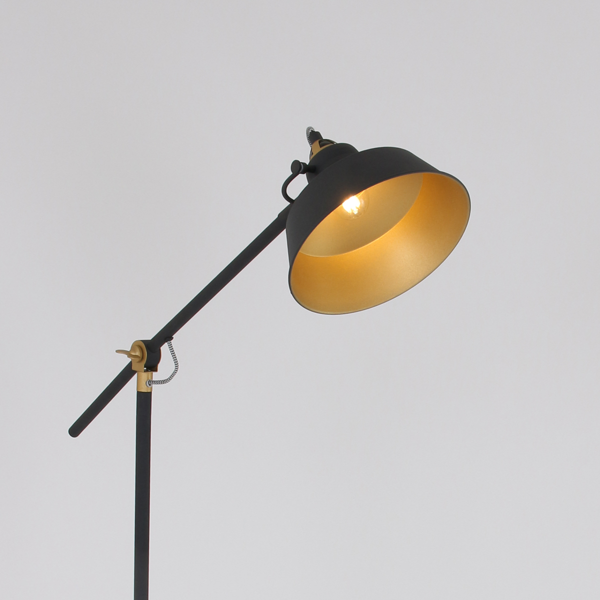 Industrielle Stehlampe Caseconrad Com