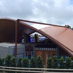 Fabritecture, Hong Kong, fabric structure, PVC, theme park