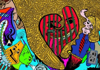 Summer Innervisions Art Series: Urban Expressionism meets Neo Abstract | Summer Innervisions Art Series