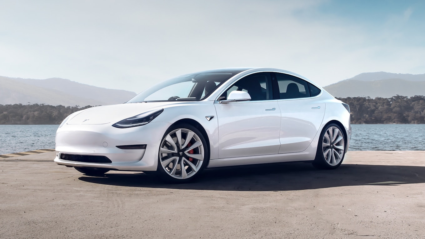 Car Manufacturers With I Tesla Model 3 Is Britain 39;s Best Selling Car A First For