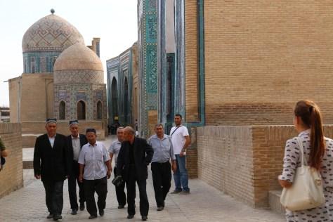 Shah-i-Zinda Samarkand