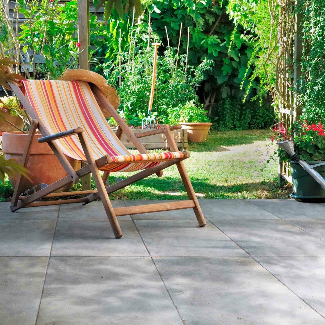 Pinterest Deco Terrasse Jardin | Bac Fleur En Palette Terrasse ...