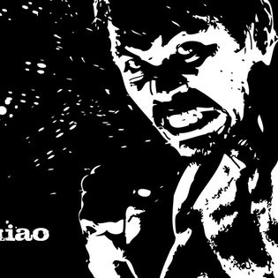 Manny Pacquiao Quotes Wallpaper Manny Pacquiao Black White Silhouette Facebook Cover
