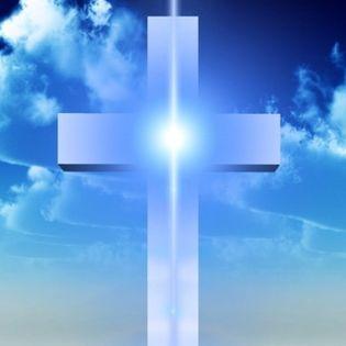 Jesus Wallpaper Hd Cross In Clouds Blue Light Facebook Cover Religion