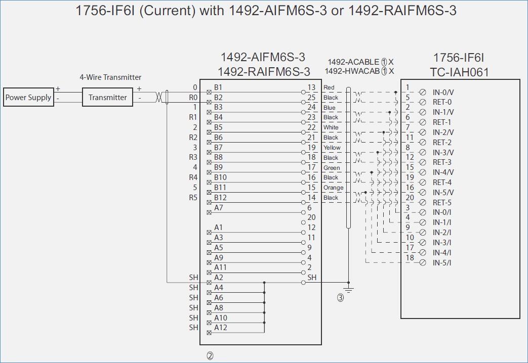 1492 aifm16 f 3 wiring diagram