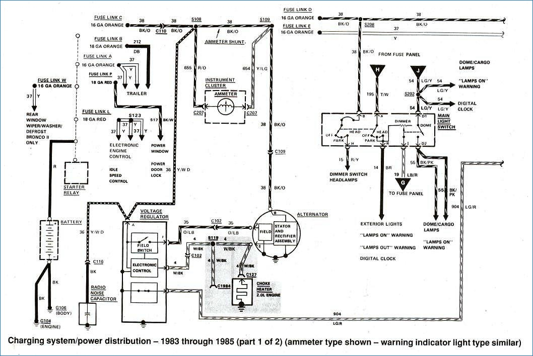 Ford Wiring Diagrams 89 Wiring Diagram