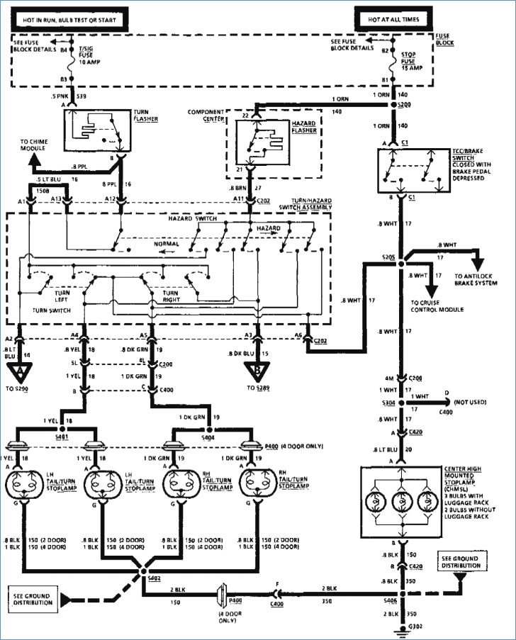 94 Chevy 1500 Wiring Diagram - Wiring Diagram Database
