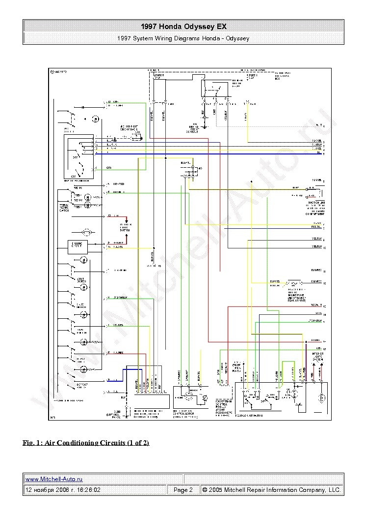 1997 Honda Accord Wiring Diagram Pdf Sample Wiring Diagram Sample