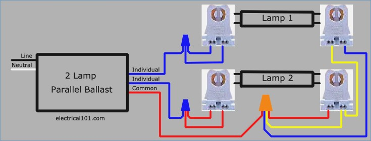 2 Lamp Wiring Diagram Wiring Diagrams