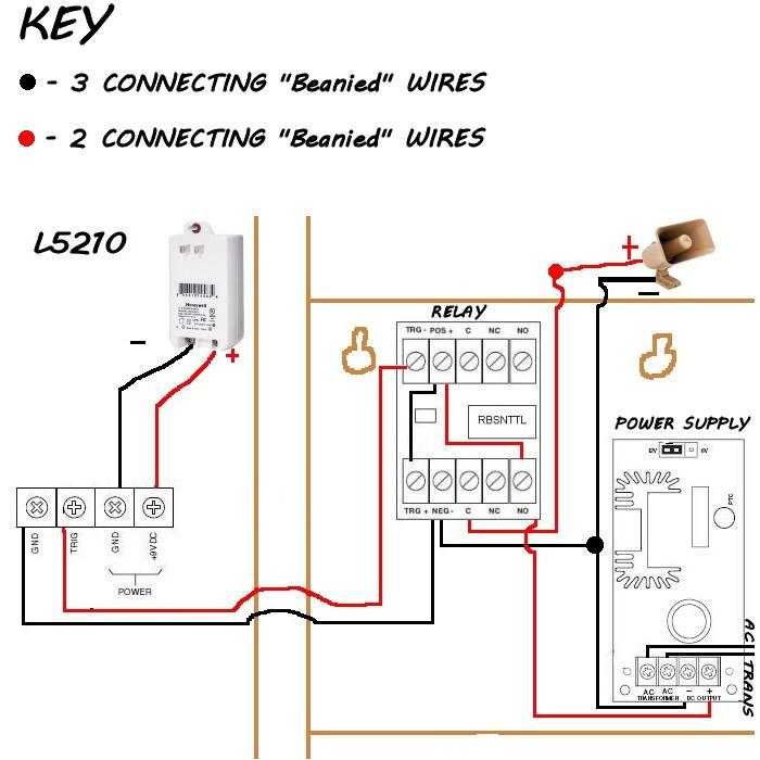 2 Wire Smoke Detector Wiring Diagram Download Wiring Diagram Sample
