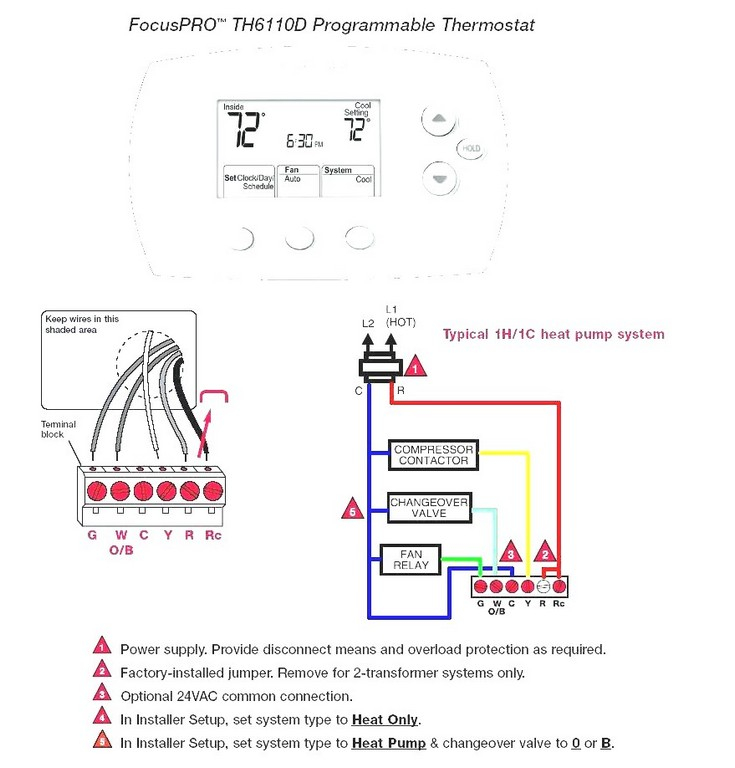 2 Wire thermostat Wiring Diagram Heat Only Download Wiring Diagram