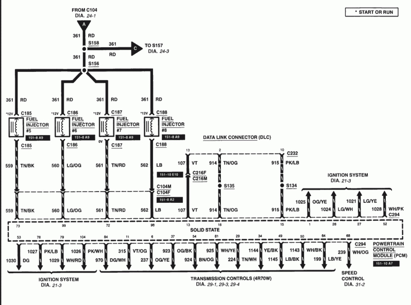 2000 ford Mustang Wiring Diagram Gallery Wiring Diagram Sample