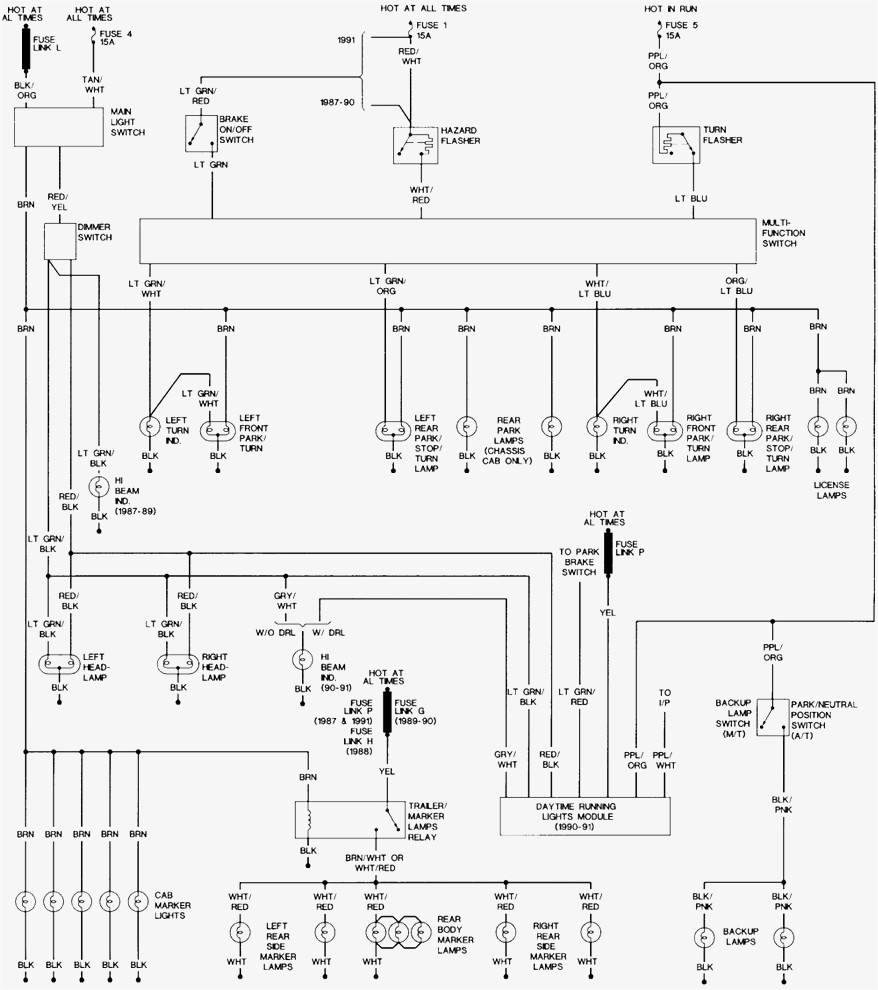 2000 ford trailer wiring diagram