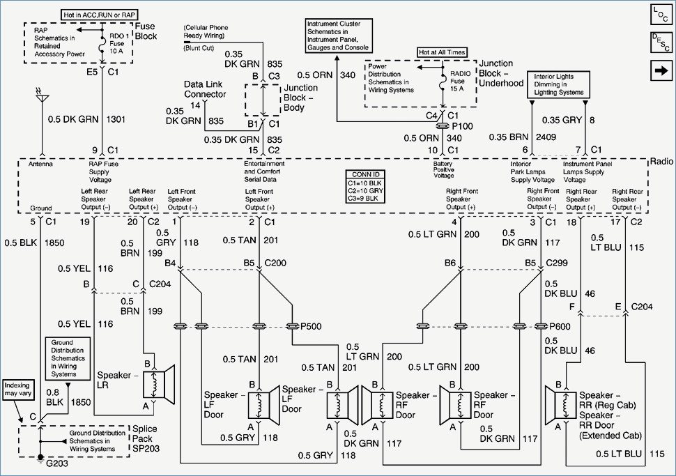 2005 Chevy Impala Wiring Diagram Collection Wiring Diagram Sample