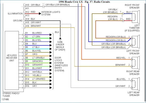 10 Honda Odyssey Radio Diagram - Wiring Diagram \u2022