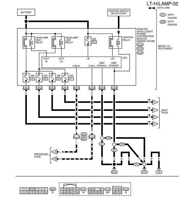 2002 Nissan Frontier Trailer Wiring Wiring Diagram