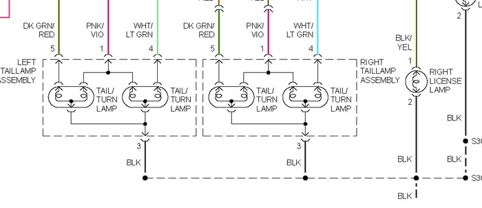 2007 Dodge Ram 1500 Brake Light Wiring Diagram Collection Wiring