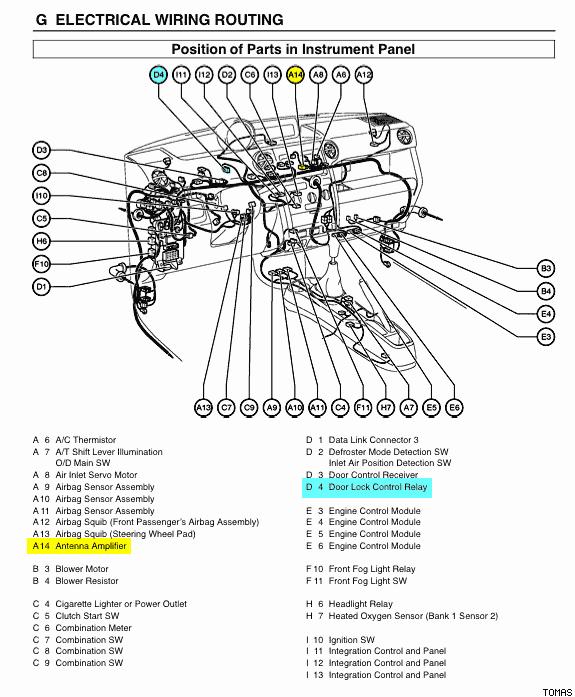 scion tc stereo wire diagram