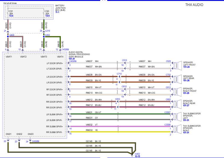 2008 ford Fusion Radio Wiring Diagram Gallery Wiring Diagram Sample