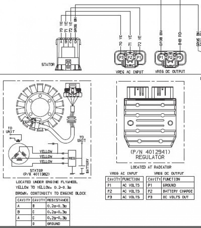 09 rzr 800 wiring diagram