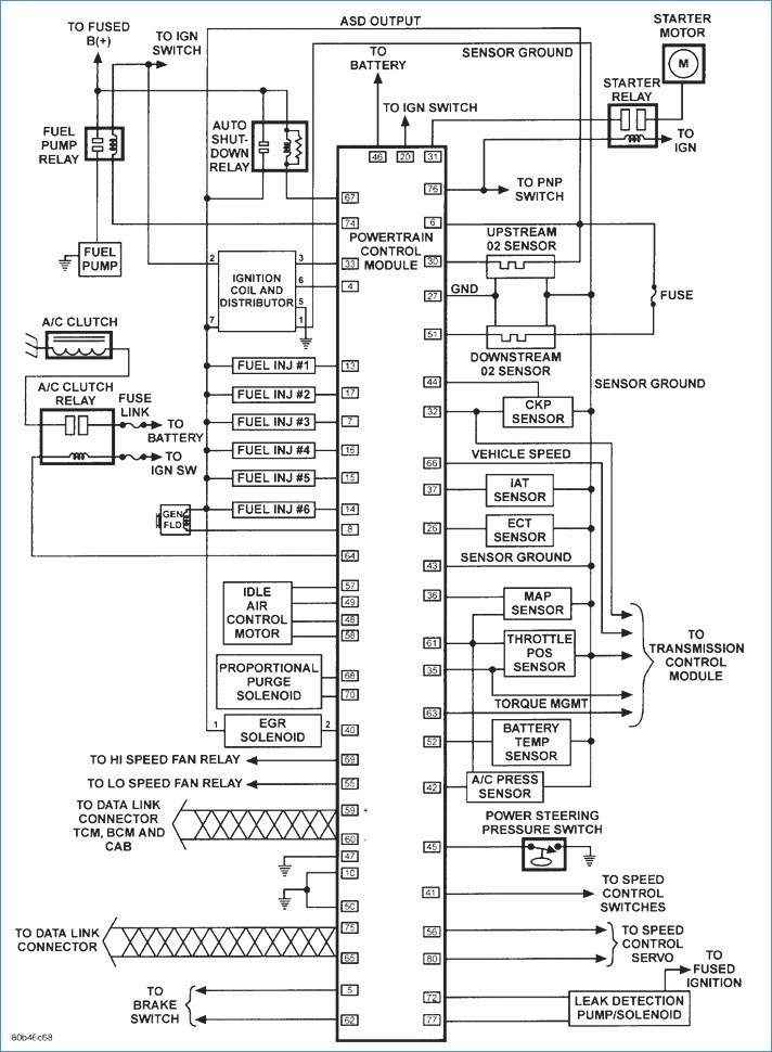 99 chrysler town and country wiring diagram