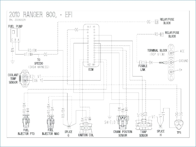 polaris ranger 1000 wiring diagram