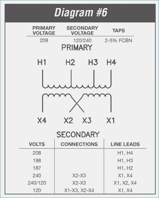 480 Volt Single Phase Diagram Wiring Diagram