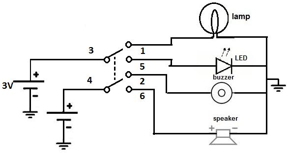 10 pin rocker switch wiring diagram