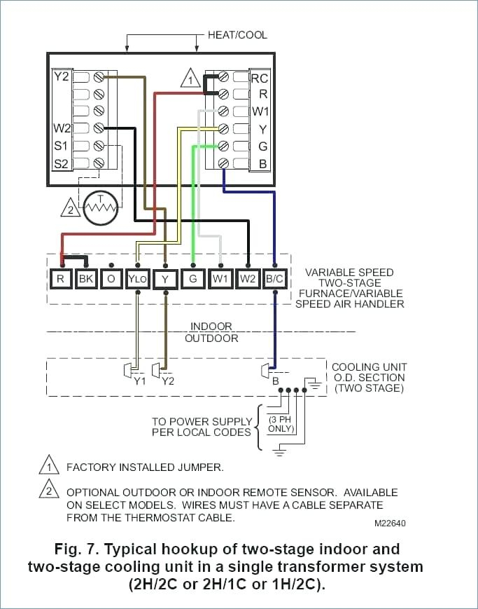 7 Wire thermostat Wiring Diagram Sample Wiring Diagram Sample