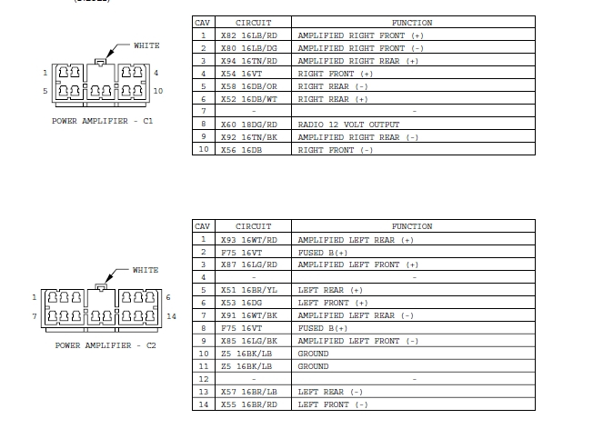 97 Jeep Grand Cherokee Infinity Gold Wiring Diagram Sample Wiring