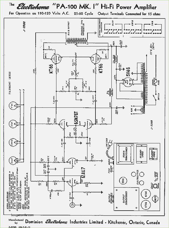 sample schematic diagram
