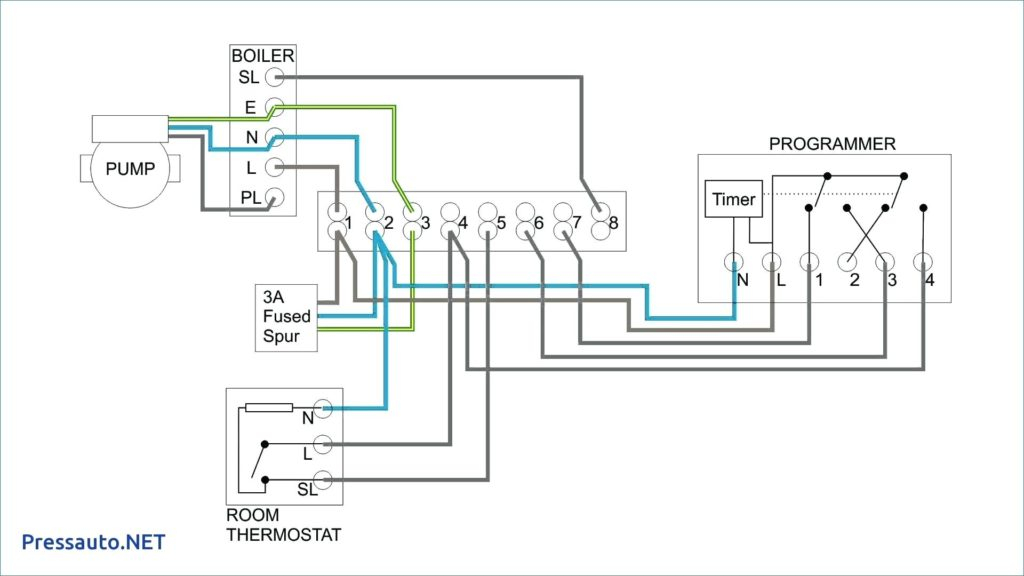 Wiring A Thermostat To Oil Furnace - Wiring Solutions