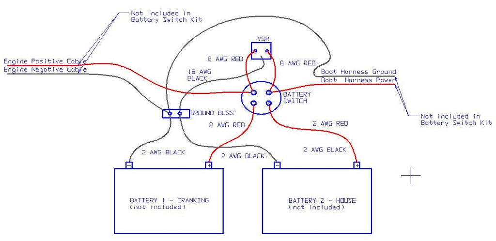 Cole Hersee Battery Isolator Wiring Diagram Together With Cole