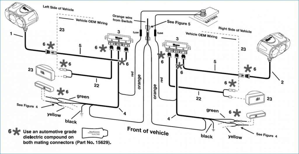 Meyer Snow Plow Wire Harness - Carbonvotemuditblog \u2022