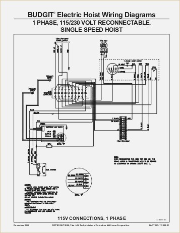Hoist Wiring Diagram 5 Speed - Wwwcaseistore \u2022