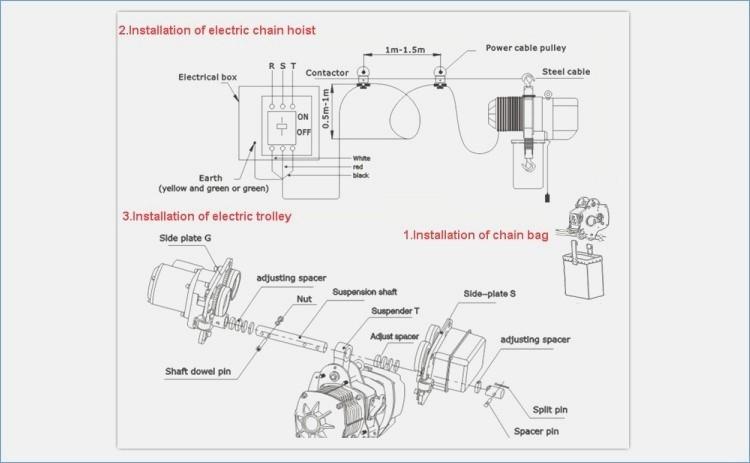 Coffing Hoist Wiring Schematic Download Wiring Diagram