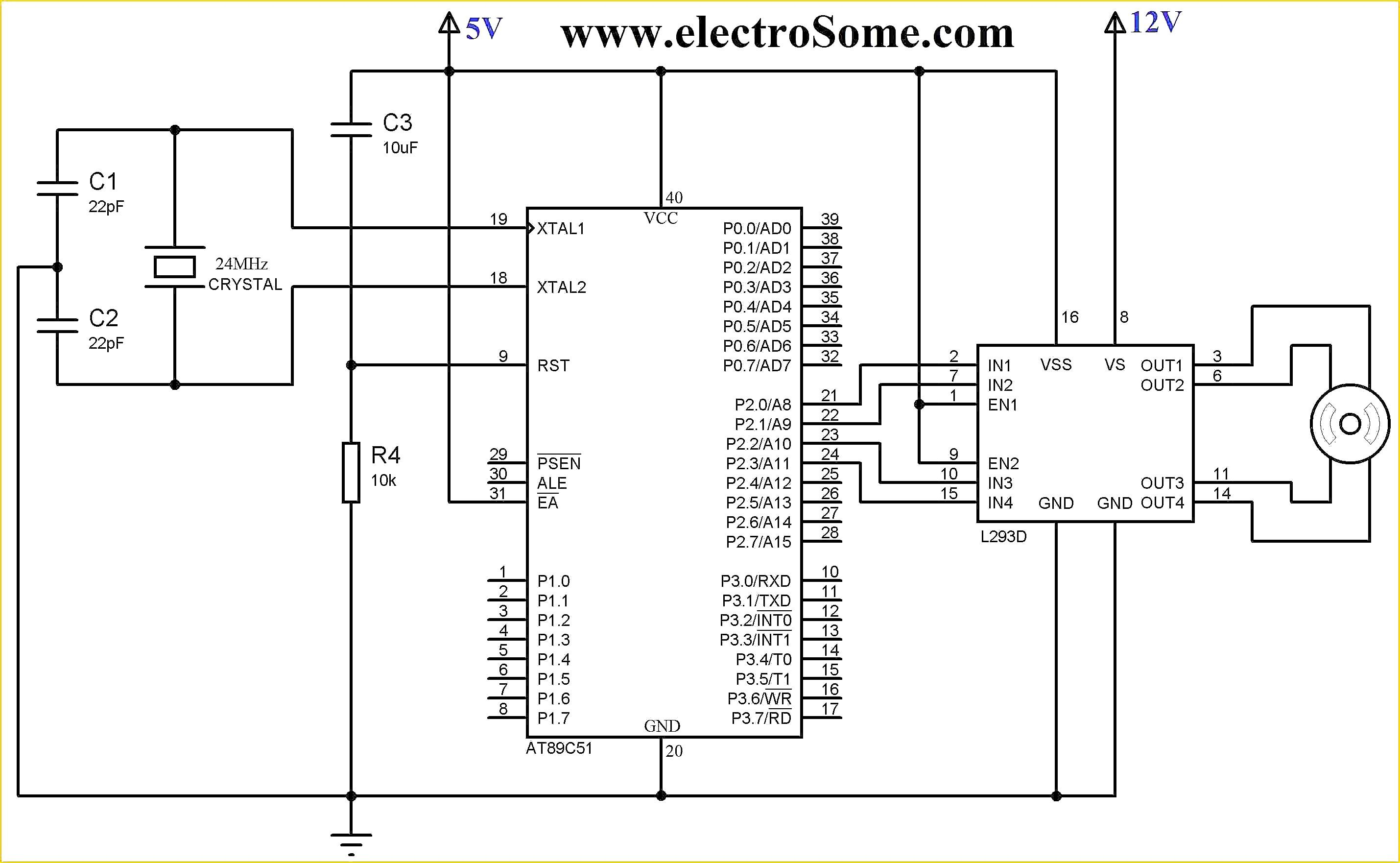 wiring diagram template for word