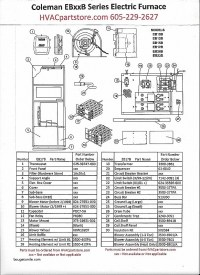 Central Electric Furnace Eb15b Wiring Diagram Download ...
