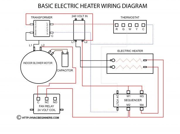Evcon Furnace Diagram Wiring Diagram