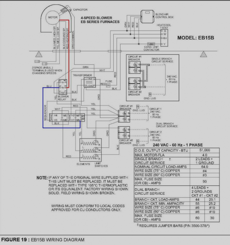 intertherm gas furnace schematic