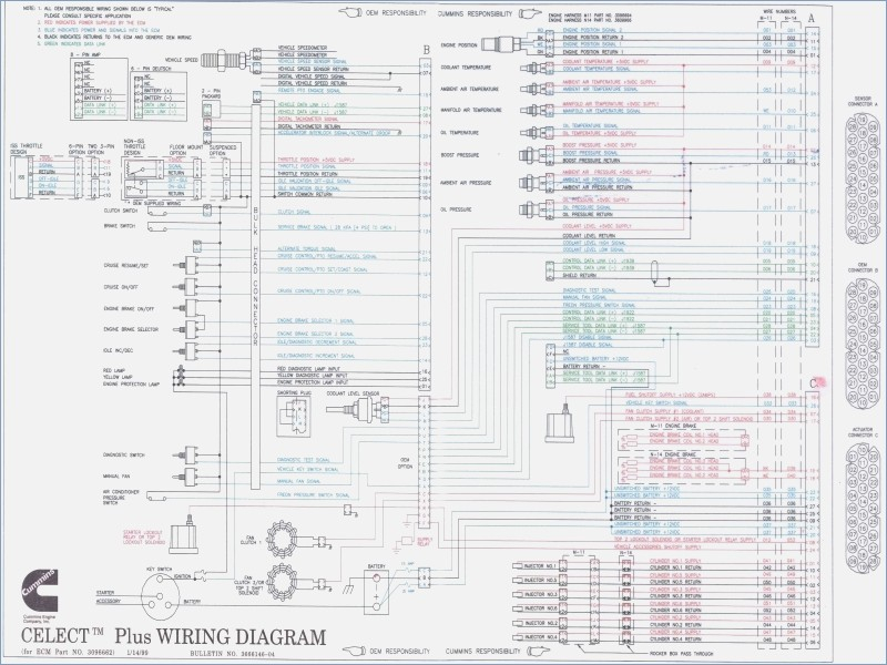 Cummins Celect Ecm Wiring Diagram Gallery Wiring Diagram Sample