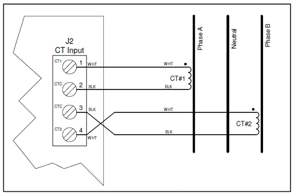 Current Transformer Wiring Diagram Collection Wiring Diagram Sample