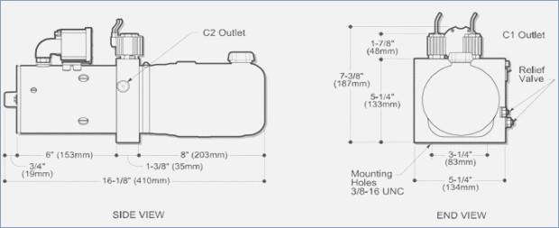 haldex snow plow pump wiring diagram