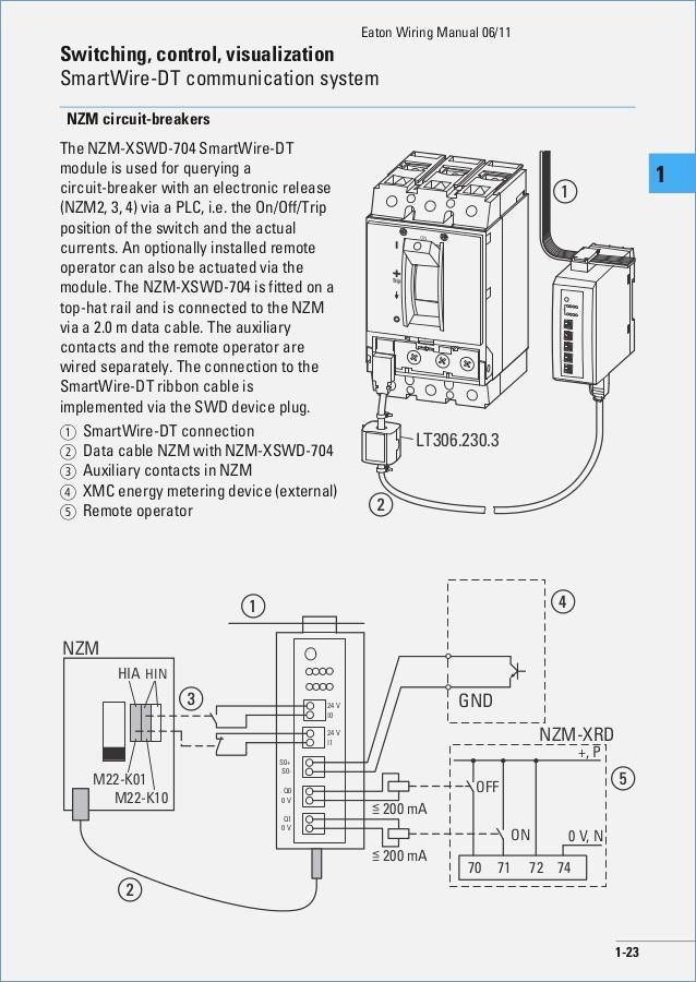 cutler hammer switches wiring diagram