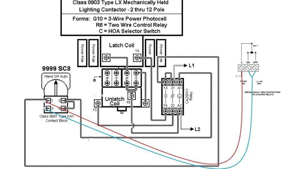 Power Contactor Diagram Online Wiring Diagram