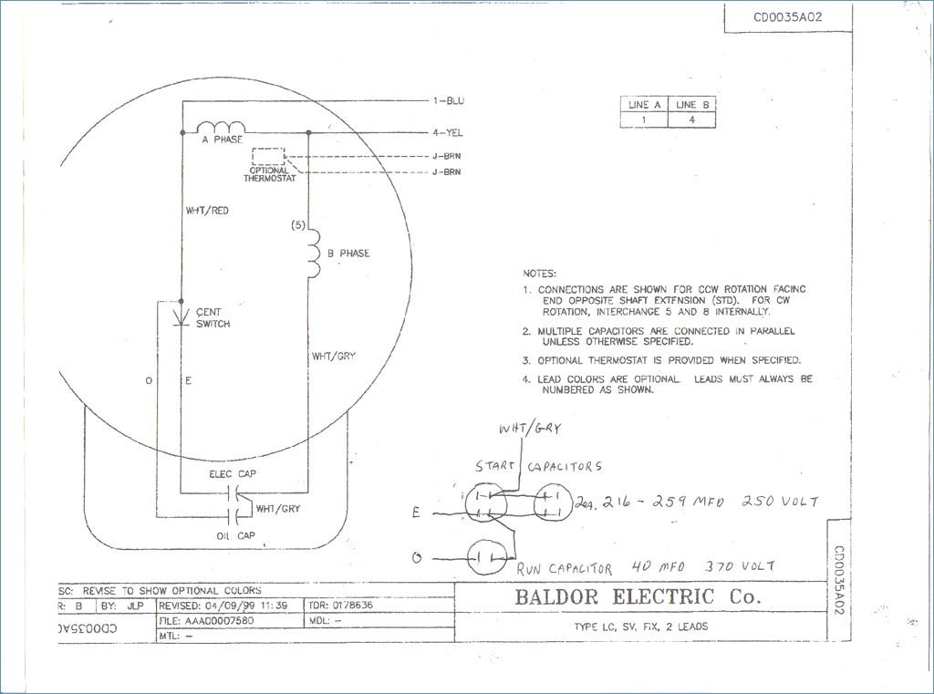 Electric Motor Capacitor Wiring Diagram Sample Wiring Diagram Sample