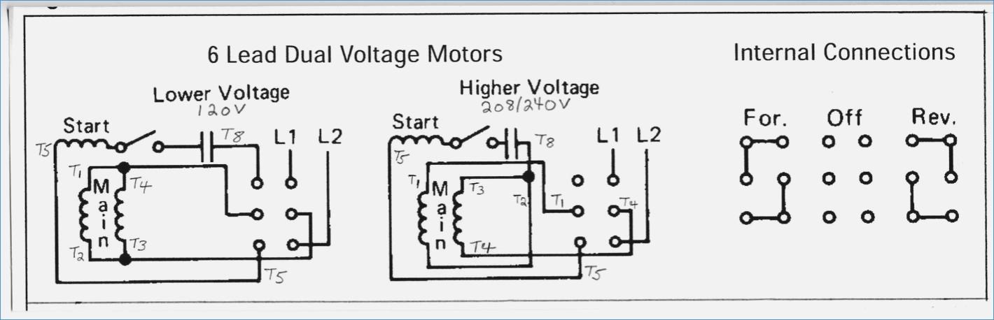 Electric Motor Wiring Diagram 220 to 110 Sample Wiring Diagram Sample